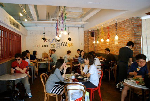 Cafe Mama's