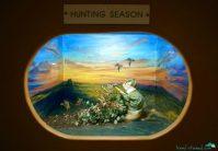 Torrington Gopher Museum in Torrington, Alberta