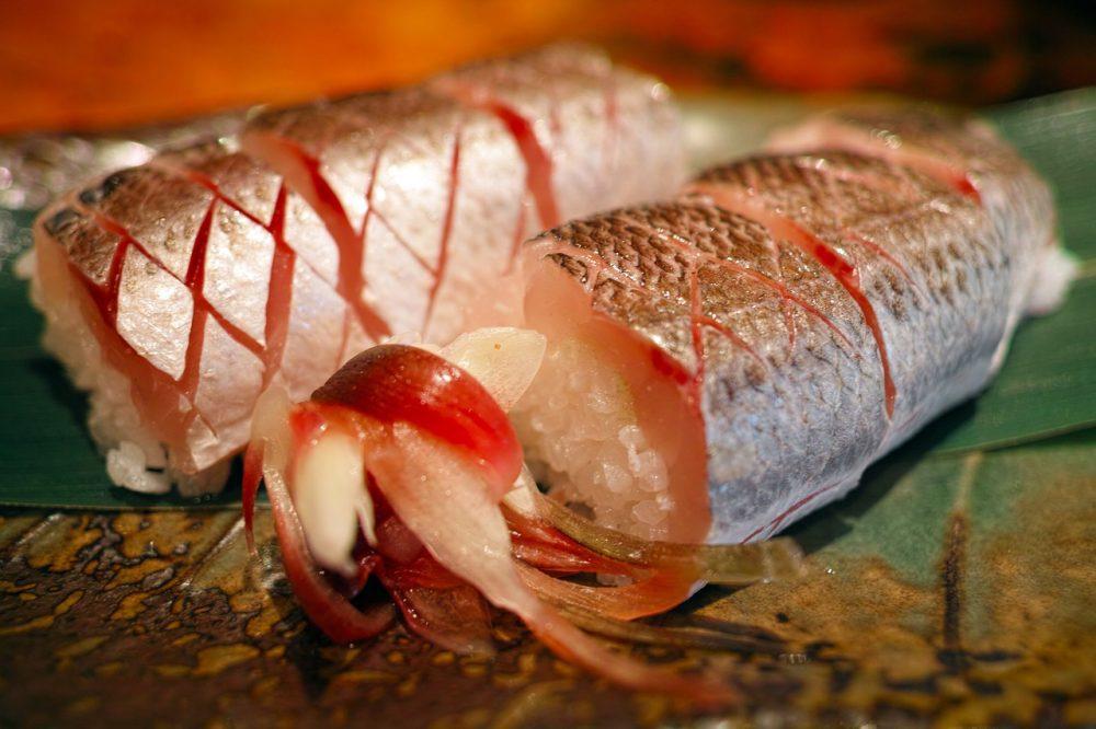 best sushi in Tsukiji, Sushi Dai