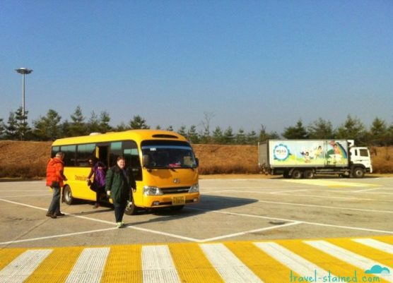 Our little yellow school bus that could
