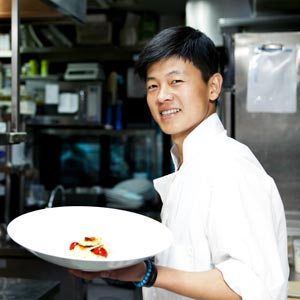 Chef Jung Sik Yim, photo: theworlds50best.com