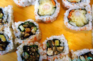 Close-up roll goodness