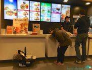 A first trip to McDonalds