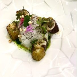 Appetizer: Eggplant