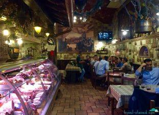 The Osteria l'Aricciarola