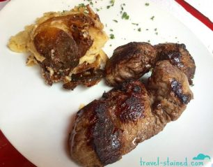 Filet de boeuf (Beef tenderloin)