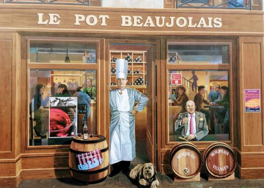 Paul Bocuse is one of Lyons most famous people