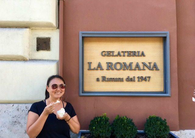 gelateria la romana