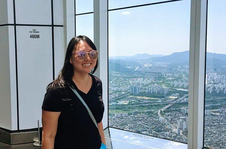 seoul sky observatory korea