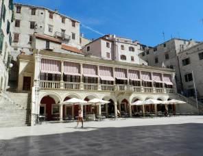 Шибеник, Хорватия