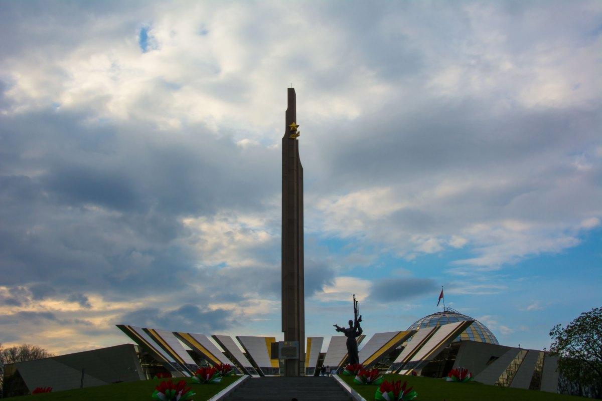 В Минск на выходные: Музей ВОВ