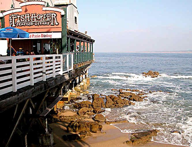 Seafood San Francisco Fishermans Wharf