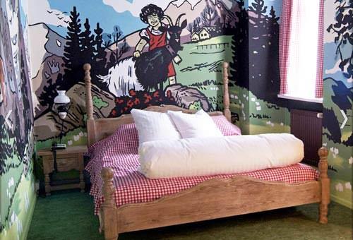 The Heidi Room