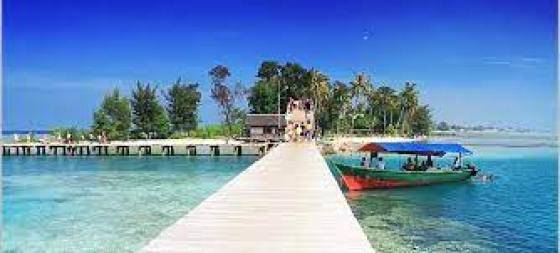Obyek Wisata Pulau Seribu: Pulau Sepa, Objek Wisata Pilihan Di Kepulauan Seribu