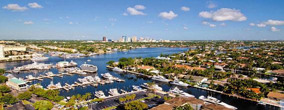 미국의 베네치아… 플로리다