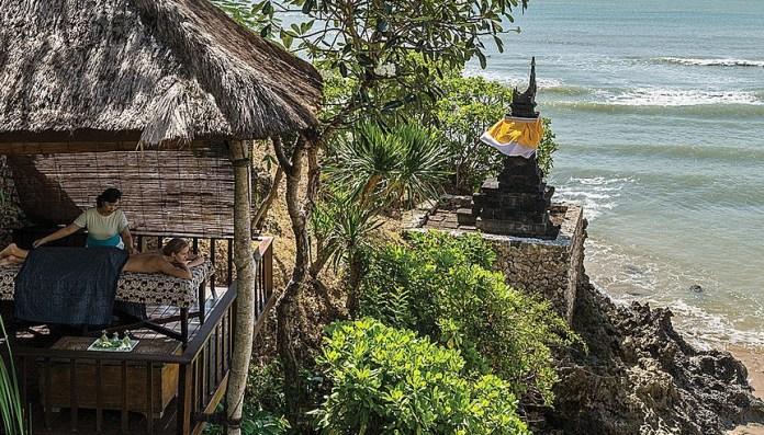 The Healing Village Spa Four Seasons Resort Bali Jimbaran