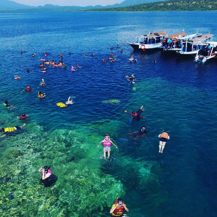 Snorkelling is a fun activity for all the family to enjoy. Image: 3.bp.blogspot.com/