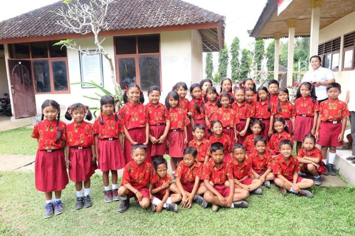 sustainable tourism in Bali