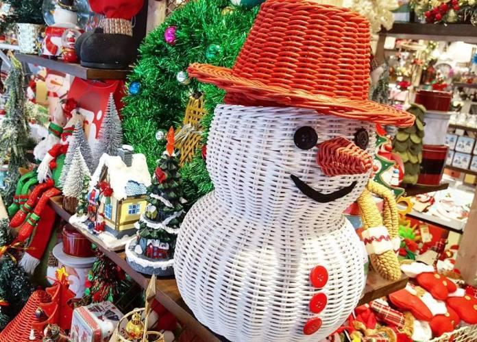 Christmas in Bali