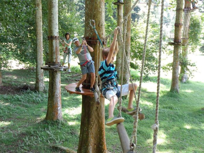 A trip to Bali Treetop Adventure park provides the perfect afternoon of entertainment for those enjoying an active holiday in Bali. Image: www.facebook.com/balitreetop