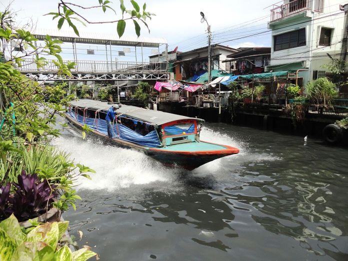 River trips Bangkok