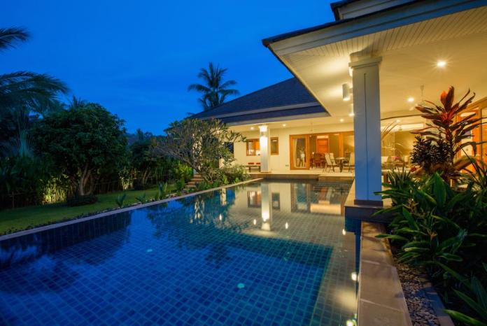 Family Pool Villas in Thailand