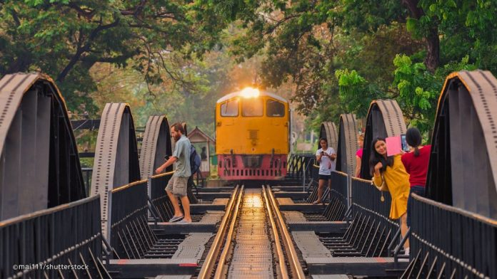 top small towns and villages in Thailand