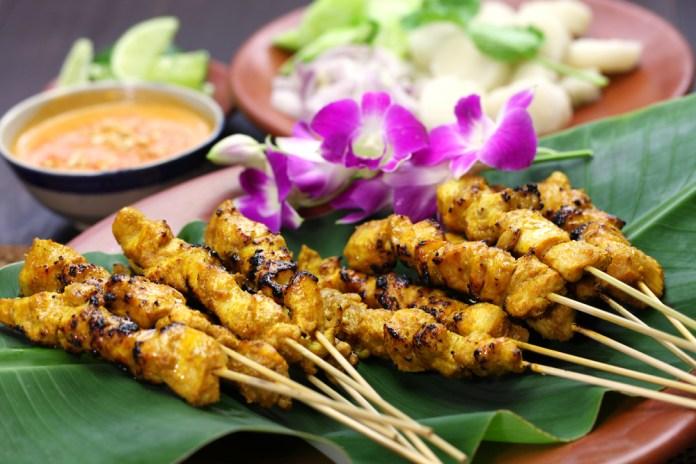 Balinese cuisine recipes