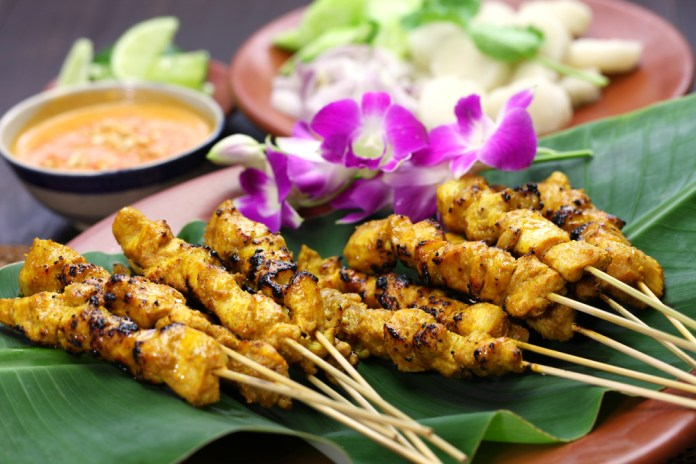 Balinese cuisine recipes