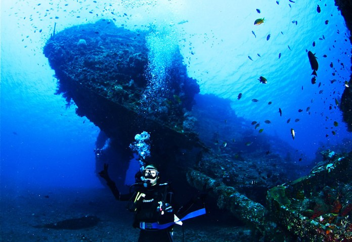 top diving experiences in bali