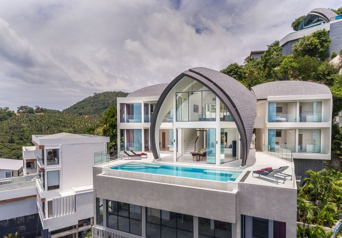 Sky Dream Villa in Koh Samui is chosen by the top travel influencers