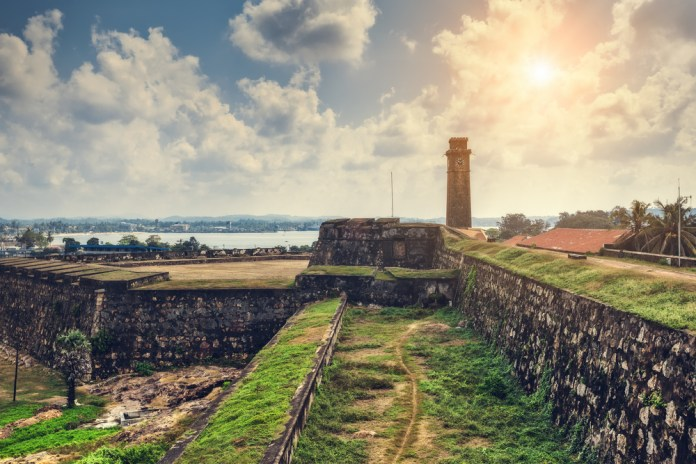 Amazing Galle Fort