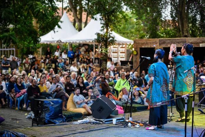 Celebrate national and international music at vibrant Udud Village Jazz Festival. Image Credit: facebook.com/UbudVillageJazzFestival