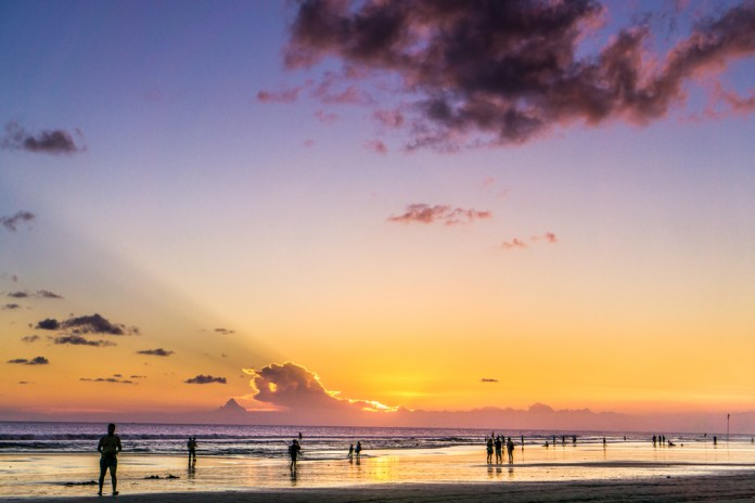 Seminyak's beaches are one of the best on the island
