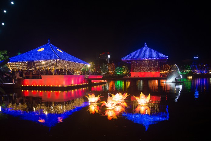 Live one of the greatest light festivals in the world