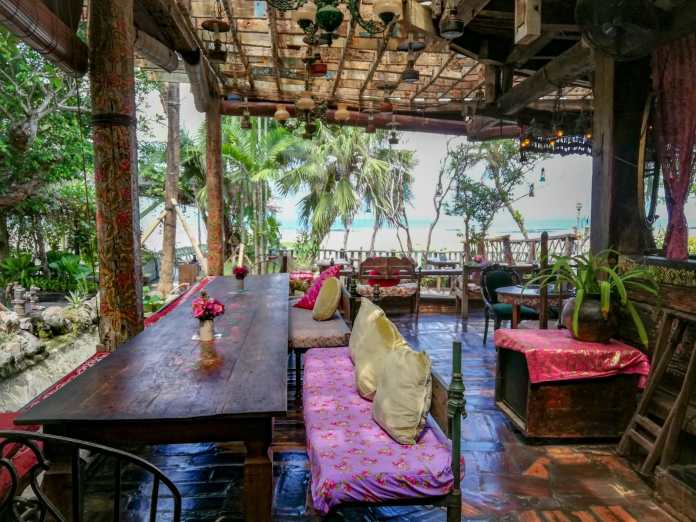 La Laguna is inevitable when it comes to artistic places in Bali