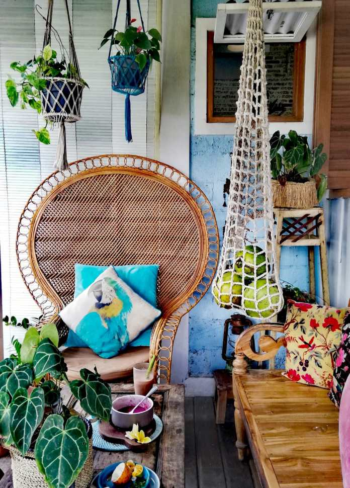 A little paradise among artistic places in Bali