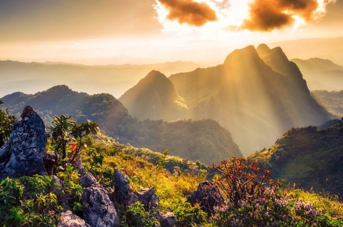 Phae daeng national park