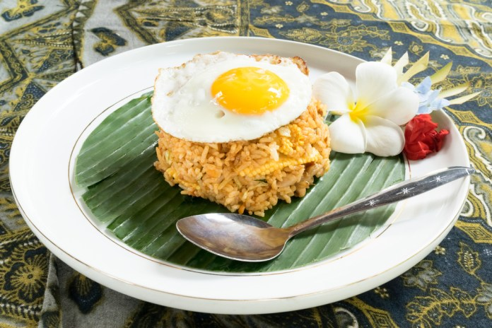 Bali nutrition and Bali diet