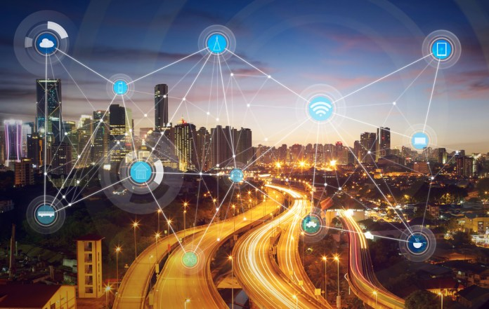 Smart cities are changing the way we travel.
