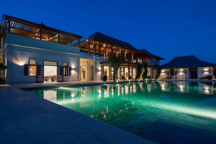 Villa Ranawara in Sri Lanka