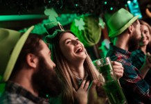 Celebrating St. Patrick's Day in Southeast Asia