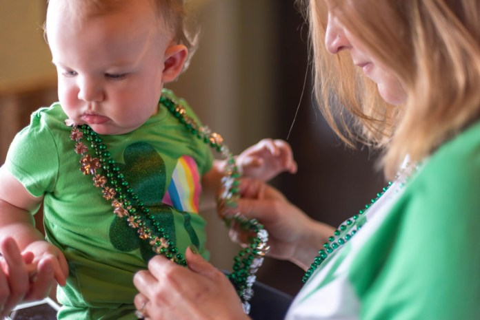 Celebrate this Bali St.Patrick's day with your kids and do your bit to help children in need