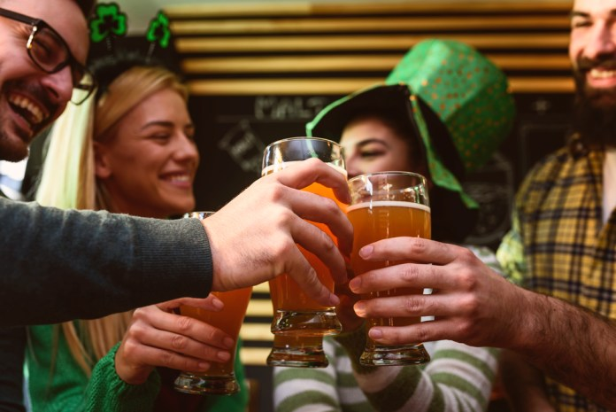 Top 10 things to do for St. Patrick's Day in South East Asia