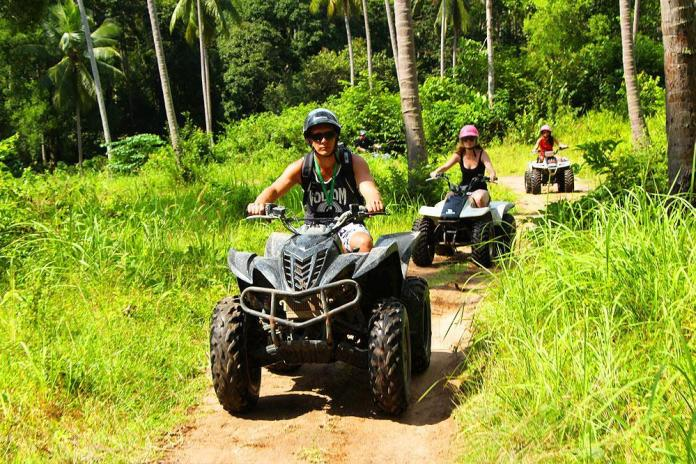 See a different side of Thailand by off-roading