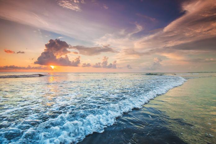 The Double Six Beach is one of Seminyak's treasures
