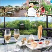 今年の夏休みは都会のオアシスで… ホテル椿山荘東京「Summer Splash~五感で満喫する夏~」 昨年好評の「シャンパン・ガーデン2014」も開催!