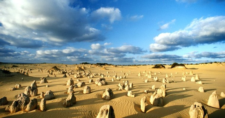 Perth and Nearby Places to Visit, such as Pinnacles