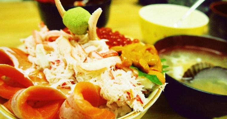 5 Places to Eat in Otaru (Hokkaido, Japan)