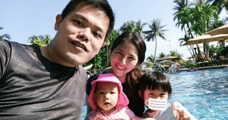 Review of Shangri-La's Rasa Sentosa Resort & Spa (Family Staycation)